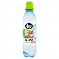 Jusico Aqua Napój niegazowany o smaku jabłkowo-malinowym 330 ml