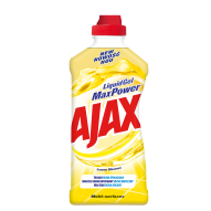 AJAX MAX POWER GEL LEMON BLOSSOM 750ML