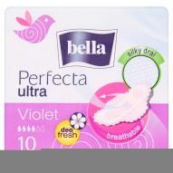 Bella Perfecta Ultra Violet Podpaski higieniczne 10 sztuk
