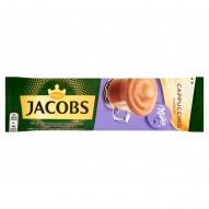 Jacobs Cappuccino Choco Milka Rozpuszczalny napój kawowy z dodatkiem czekolady 18 g