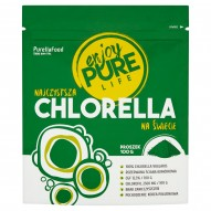 Enjoy Pure Life Chlorella proszek 100 g