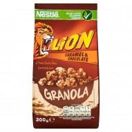 Nestlé Lion Płatki śniadaniowe granola 300 g