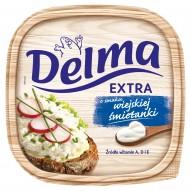 Delma Extra Margaryna o smaku wiejskiej śmietanki 450 g