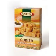 Confex Cukier Trzcinowy w kostkach 500g