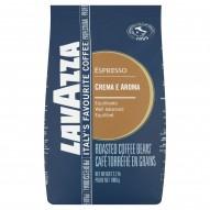 Lavazza Espresso Crema e Aroma Mieszanka palone ziarna kawy 1000 g