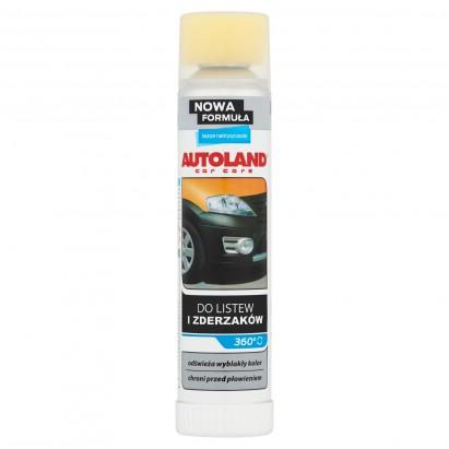 Autoland Car Care Środek do listew i zderzaków 400 ml