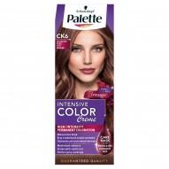 Palette Intensive Color Creme Farba do włosów Delikatny rudy CK6