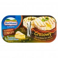 Hochland Grillowy ser pleśniowy Camembert naturalny i z zielonym pieprzem 200 g (2 x 100 g)