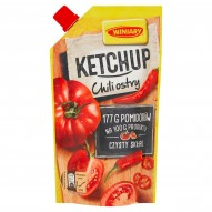 Winiary Ketchup chili ostry 270 g