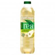 Żywiec Zdrój Green Tea Napój niegazowany zielona herbata gruszka 1,5 l