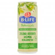 B-Life Botanicals Napój bezalkoholowy zielona herbata jaśmin bergamotka 330 ml