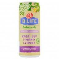 B-Life Botanicals Napój bezalkoholowy kwiat bzu tymianek cytryna 330 ml