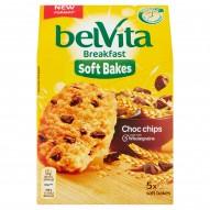 belVita Breakfast Ciastka zbożowe z kawałkami czekolady 250 g