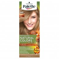 Palette Permanent Natural Colors Creme Farba do włosów Popielaty blond 265