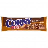 Corny Big Baton zbożowy z mleczną czekoladą z chrupkami kakaowymi 50 g