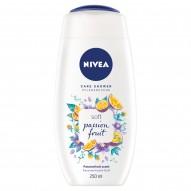 NIVEA Soft Passion Fruit Żel pod prysznic 250 ml