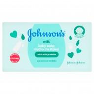 Johnson's Mydło dla dzieci z proteinami mleka 100 g