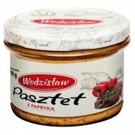 Wodzisław Pasztet Z Papryką 190G