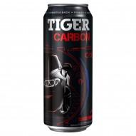 Tiger Carbon Gazowany napój energetyzujący 500 ml