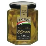 La Sienna Zielone Peperoni Pikantne Z Serem 260g