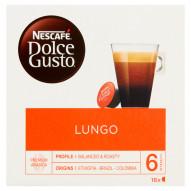 Nescafé Dolce Gusto Lungo Kawa w kapsułkach 112 g (16 x 7 g)