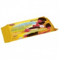 Smakko Smakkołyki Biszkopty z gal. malinową w polewie kakaowej 135g