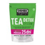 Oshee Vitamin Tea Detox Herbatka ziołowo-owocowa 50 g (25 sztuk)