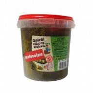 Bies Ogórki kiszone wiejskie małosolne 1kg