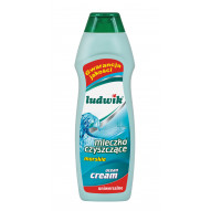 Ludwik mleczko czyszczące morskie 300g