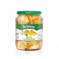 Vortumnus sałatka z patisonów 0,72l