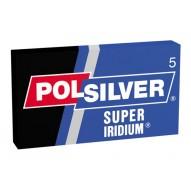 ŻYLETKA Polsilver SUPER IRIDIUM HRDC 5 szt