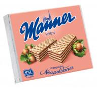 Manner Neapolitaner wafel orzechowy 75g