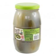 Bies Ogórki małosolne wiejskie 1 kg