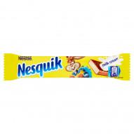 Nesquik Milk Cream Wafel przekładany kremem mlecznym oblany mleczną czekoladą 26 g