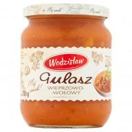 Wodzisław Gulasz wieprzowo-wołowy 520 g