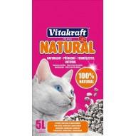 Vitakraft Żwir dla kota naturalny 5L