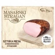 Sztuka mięsa z masarskiego straganu Nik-pol
