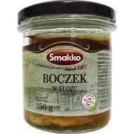 Smakko Boczek w słoju 250g