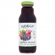 Symbio Jabłko aronia 100% sok ekologiczny 300 ml