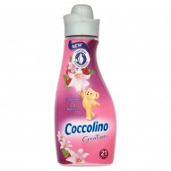 Coccolino Creations Tiare Flower & Red Fruits Płyn do płukania tkanin koncentrat 750 ml