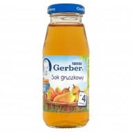 Gerber Mój pierwszy 100% Sok gruszkowy po 4 miesiącu 175 ml