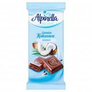 Alpinella Czekolada kokosowa 90 g