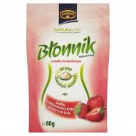 Krüger Błonnik o smaku truskawkowym Suplement diety 80 g