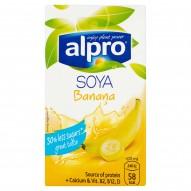 Alpro Soya Banana Napój sojowy 250 ml