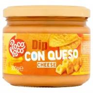 Poco Loco Sos serowy z papryką Jalapeño ostry 300 g