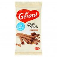 dr Gerard Rolls Rolls Rurka waflowa kakaowa z kremem z mleczną czekoladą 160 g