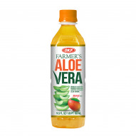 Okf Farmer's Aloe Vera z cząstkami aloesu mango 500ML