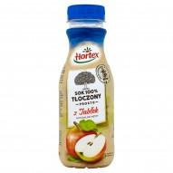 Hortex Sok 100% tłoczony prosto z jabłek 300 ml
