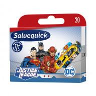 SALVEQUICK plastry dla dzieci Justice League 20 szt.