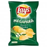 Lay's Zielona Cebulka Chipsy ziemniaczane 225 g